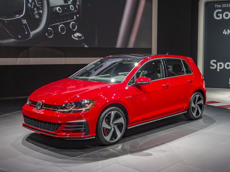 Volkswagen Golf ненадолго возвращается в Россию