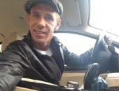 Алексей Панин в машине
