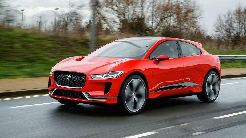 Новый Jaguar i-Pace EV400: когда лавры Илона Маска не дают покоя