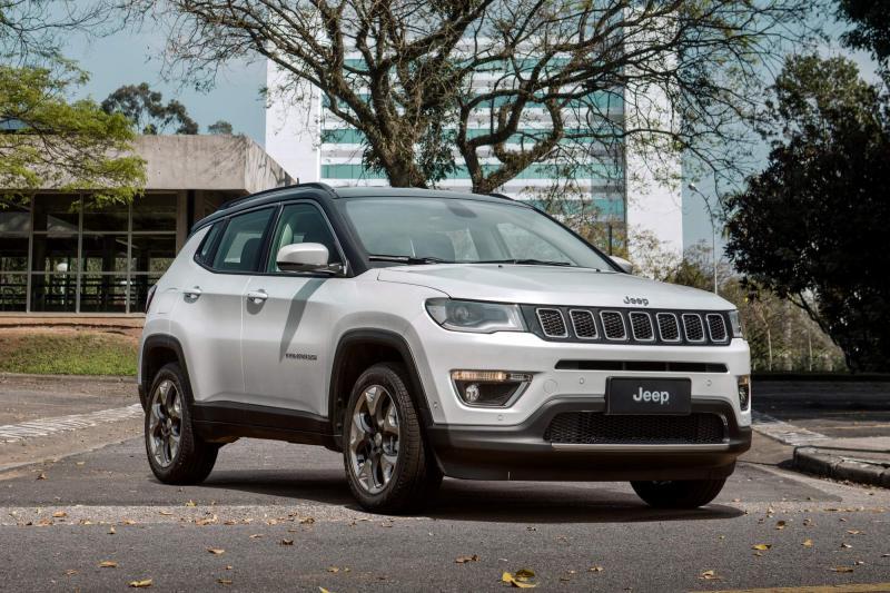 Новый Jeep Compass: больше комфорта и безопасности
