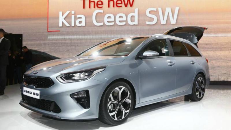 ММАС-2018: KIA Ceed Sportswagon с багажником по-американски