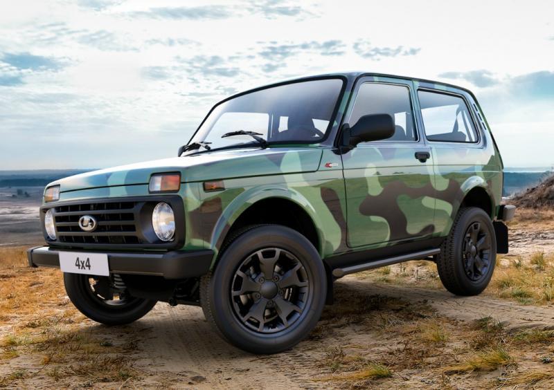 Lada 4х4: новые версии, новые цены