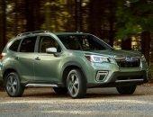 Обновлённый Subaru Forester
