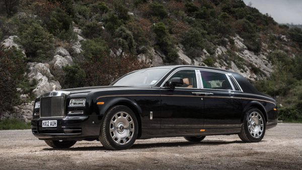 Rolls-Royce Phantom как у Стаса Михайлова