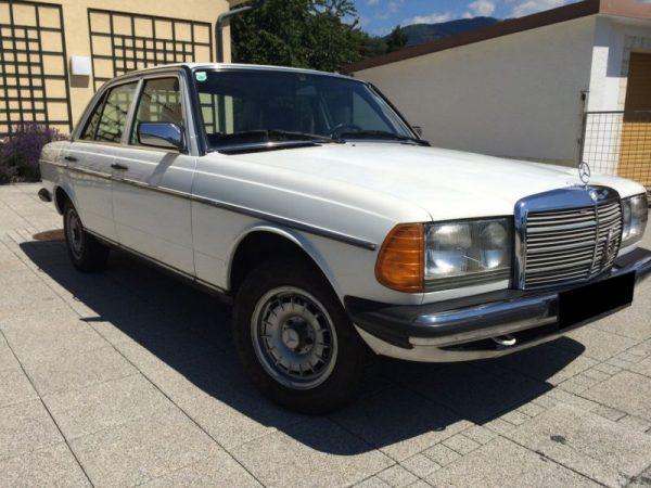 123-й Mercedes