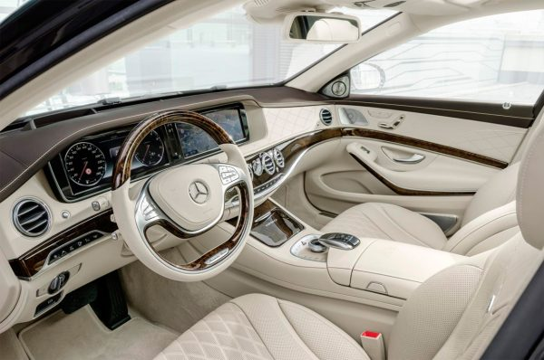 Mercedes Maybach S-Class салон