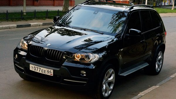 Машина Алексея Панина