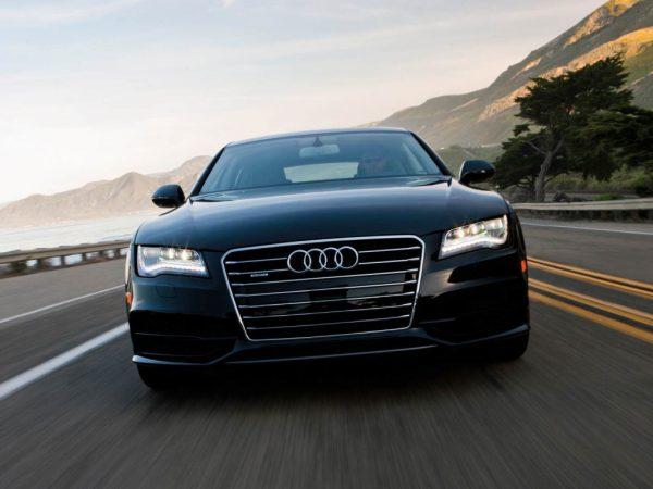 Немецкое авто Audi