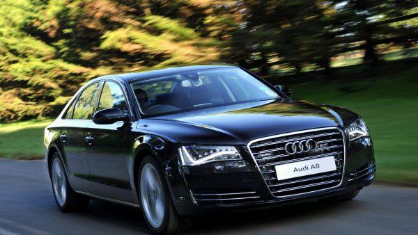 Audi A8 — мечта актера