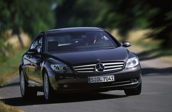 Mercedes-Benz C216