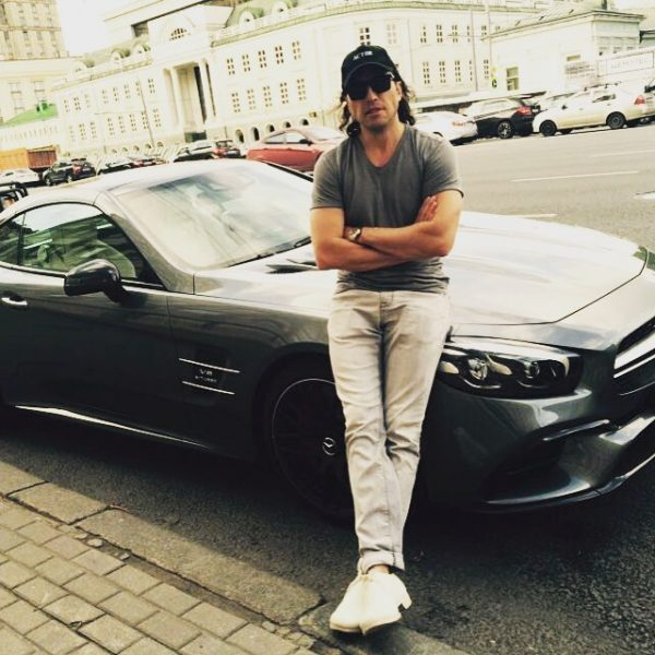 Ревва и Mercedes-Benz