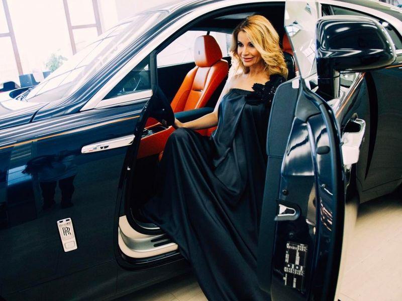 Машина Ольги Орловой