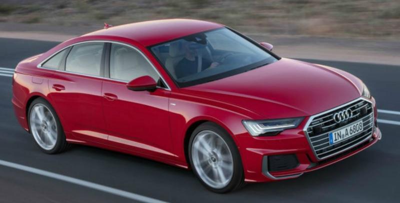 Какова российская комплектация нового Audi A6?