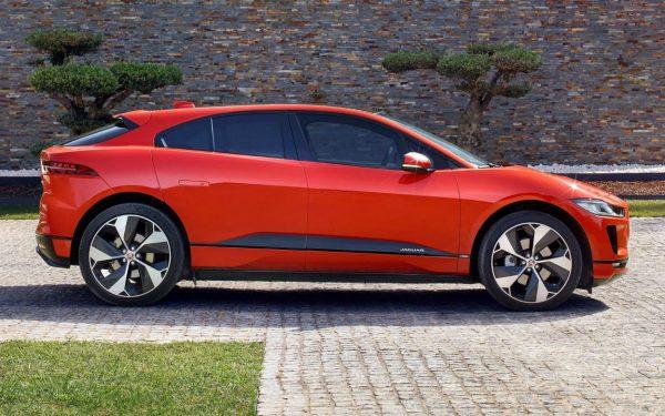 Ягуар i-Pace EV400
