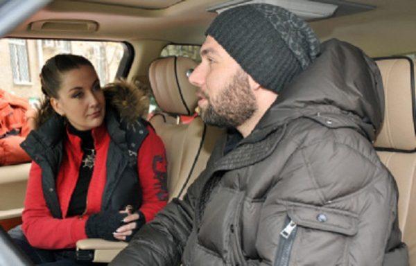 Семён дает интервью программе «CARенина» на Авторадио