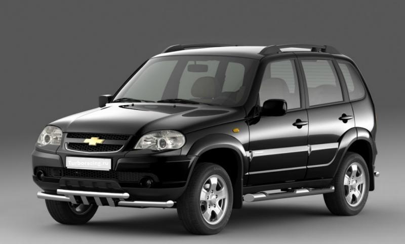 Chevrolet Niva опять подорожала