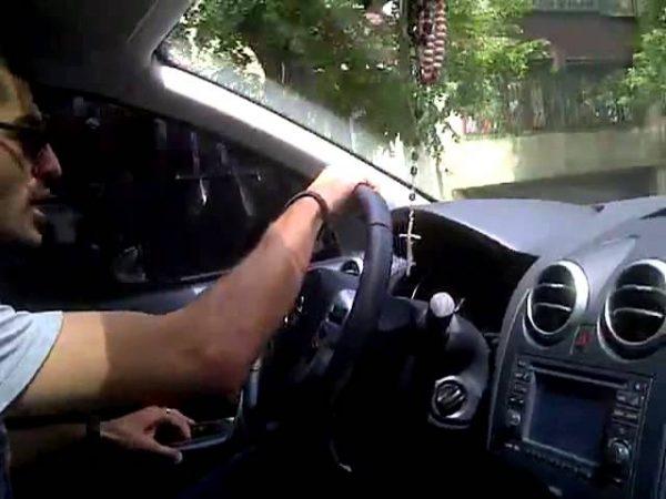 Мияги за рулём