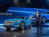 Audi e-tron – так называется 1-й в истории компании серийный электрокроссовер,
