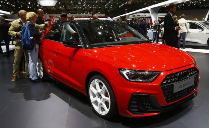 Париж-2018: показан «заряженный» Audi A1