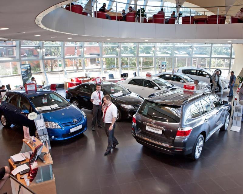 Россия заняла 4 место в Европе по продажам автомобилей