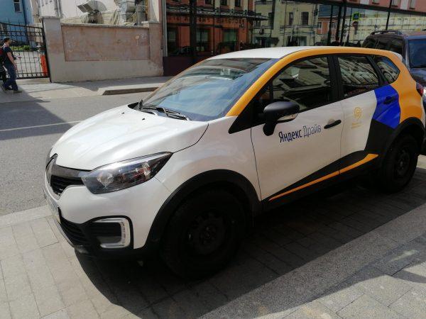 Renault Kaptur яндекс драйв