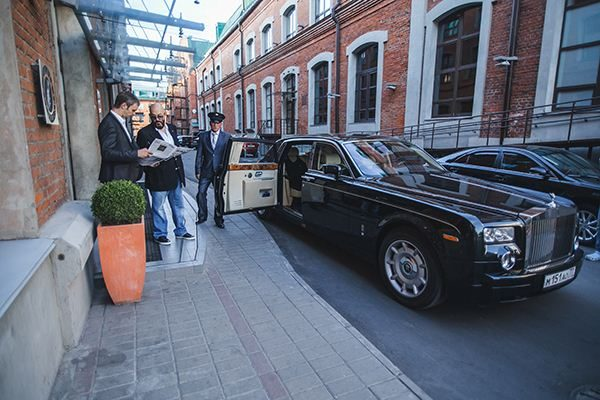 Rolls-Royce Phantom Шуфутинского