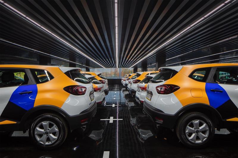 Какие машины в автопарке у«Яндекс.Драйв»
