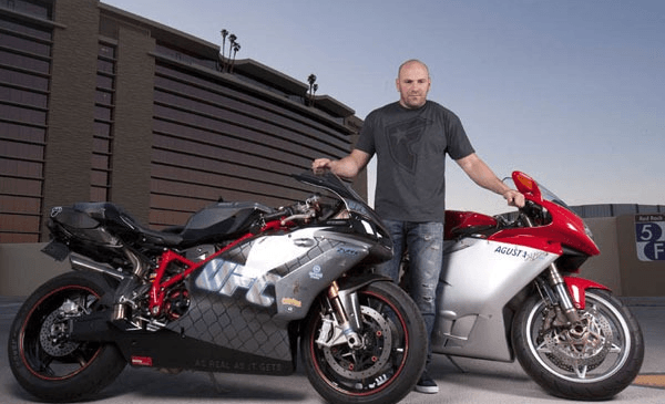 Мотоциклы Даны Уайта