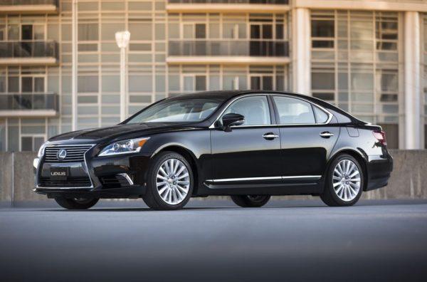 Lexus LS600 Hybrid