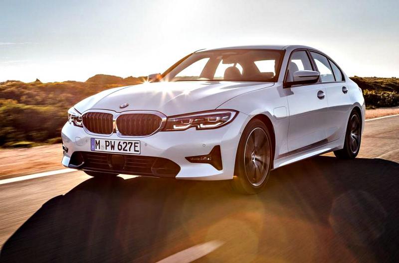 Новая «тройка» BMW: теперь гибридная