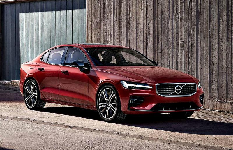 Что новенького привезёт в Россию Volvo?