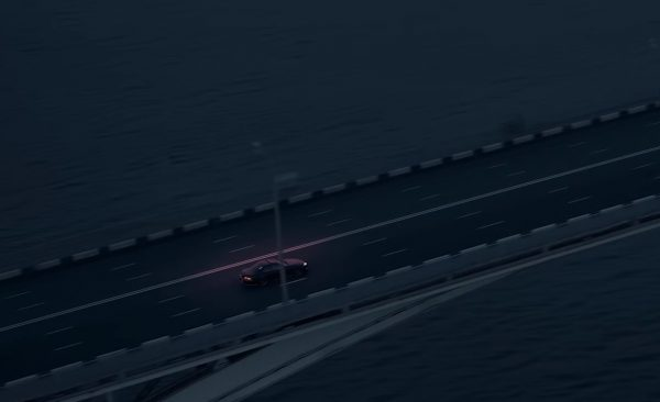 Лёша Свик «Малиновый свет» - кадр из клипа