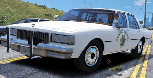 Chevrolet Caprice 9C1 1990