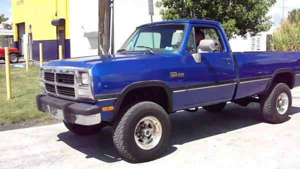 Dodge Ram 1991