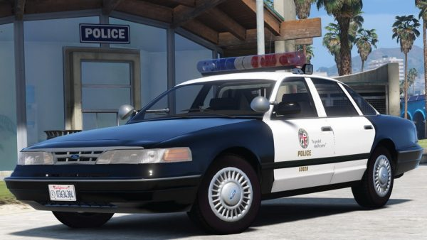 Ford Crown Victoria P71 1996