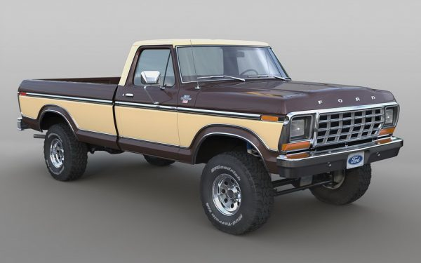 Ford F-Series 1978