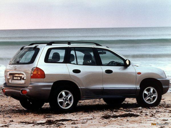 Hyundai Santa Fe SM 2001