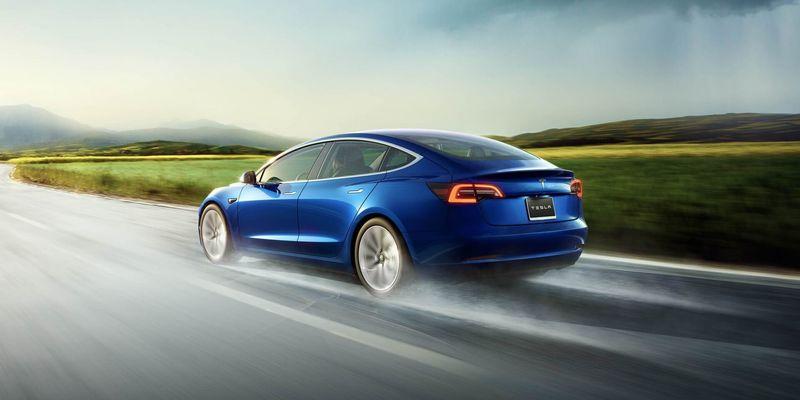 Tesla Model 3 в модификации Long Range: скоро в продаже во всех странах ЕС