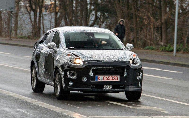 Устаревший EcoSport в 2019 году заменят на Fiesta SUV