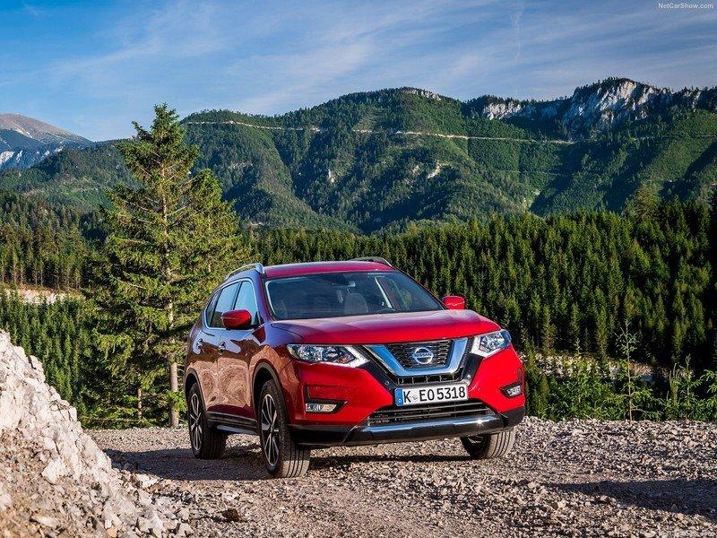 Нас ждёт обновлённый Nissan X-Trail