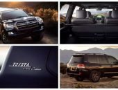 Toyota Land Cruiser Heritage Edition