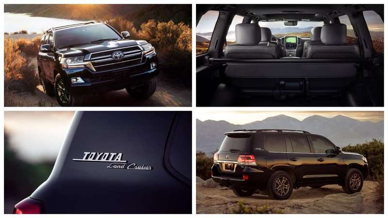 К 60-летию Land Cruiser Toyota выпустит Heritage Edition