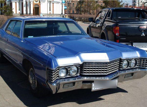 Mercury Grand Marquis 1972