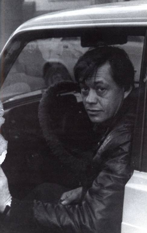 Машина Николая Караченцова