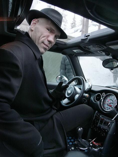 Машина Валуева