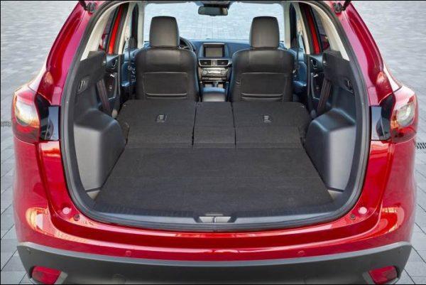 Mazda CX-5 в комплектации Суприм