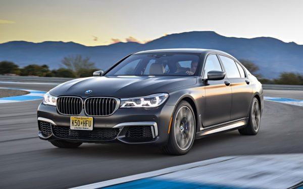 BMW 7-Series 750Li