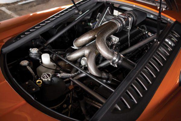 Двигатель Saleen S7