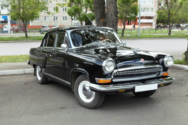 Волга ГАЗ-21