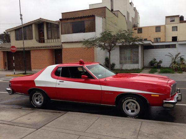 Ford Gran Torino 1974